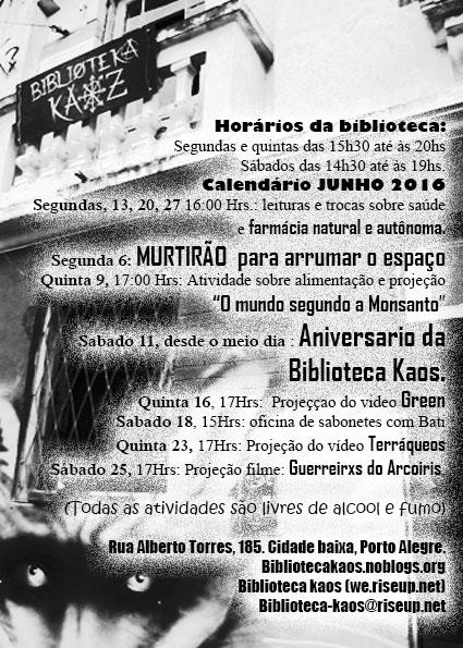 Panfleto Junho 1